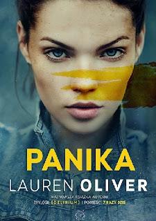 """""""Panika"""" Lauren Oliver"""