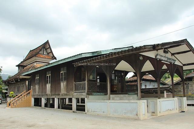 Talo Manoh @ Wadi Al Husein Mosque | Masjid tua tanpa paku di Narathiwat