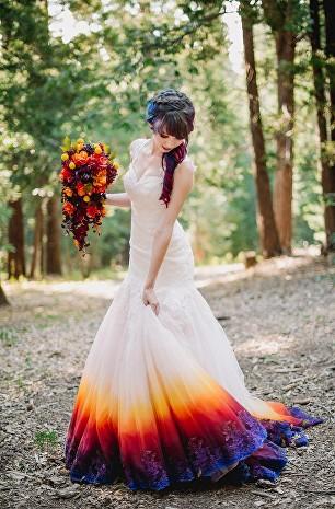 Taylor Ann's dress