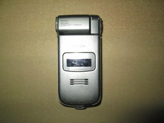 Nokia jadul N93