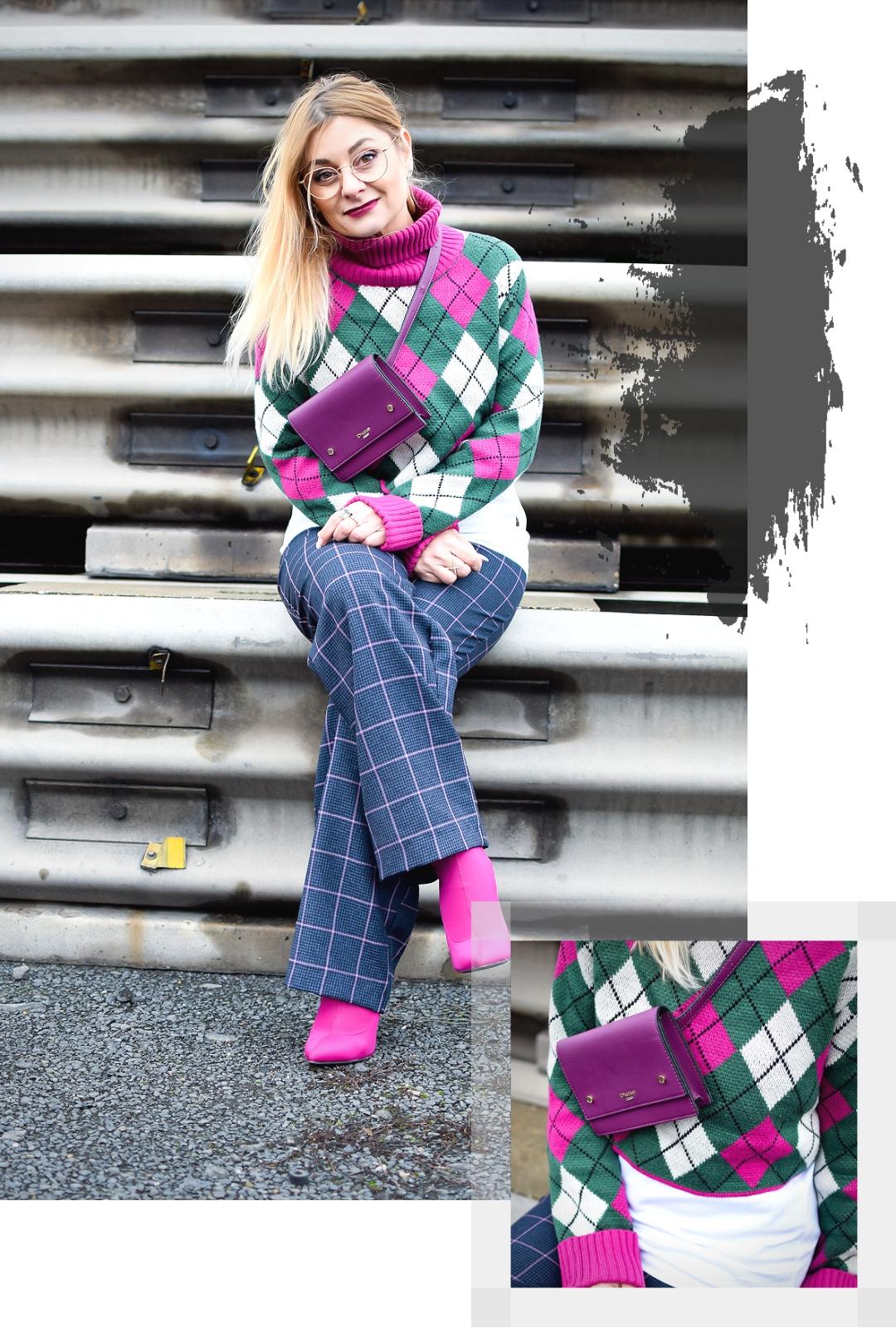 Crop Pullover richtig stylen, so trägst Du einen Crop Pullover