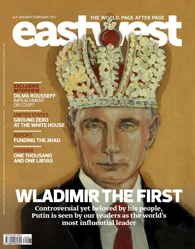 eastwest Magazine
