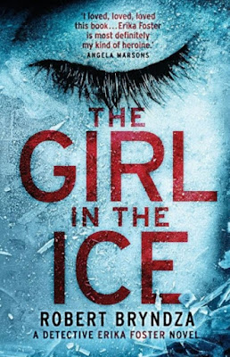 The Girl in the Ice by Robert Bryndza - book cover