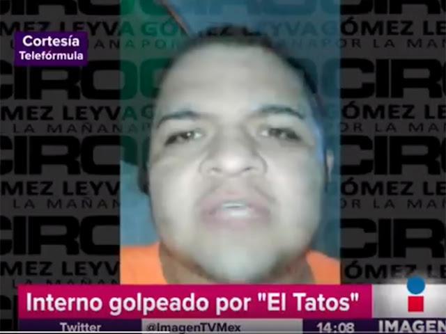 Víctima de 'El Tatos' lo defiende y dice que es su amigo