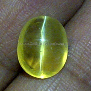 Batu Permata Opal Cat Eye - ZP 1005