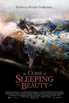 The Curse Of Sleeping Beauty 2016 DVD Custom NTSC Latino