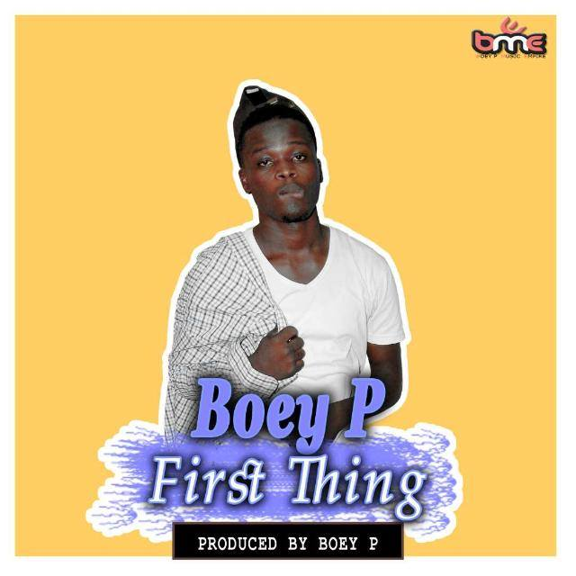 Boey P _First Thing (Produced by Boey P)
