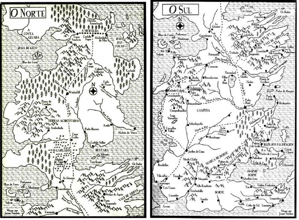 guerra dos tronos mapa Devaneios: Dezembro 2012 guerra dos tronos mapa