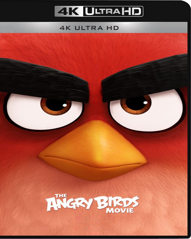 The Angry Birds Movie [2016] [UHD] [2160p] [Latino]