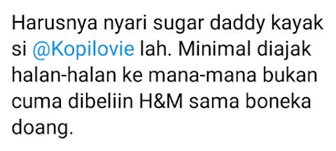 Fenomena Sugar Daddy dan Sugar Baby Relationship