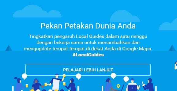 Google Local Guides : Berbagi Foto Udara Yang Menarik Untuk Map Google