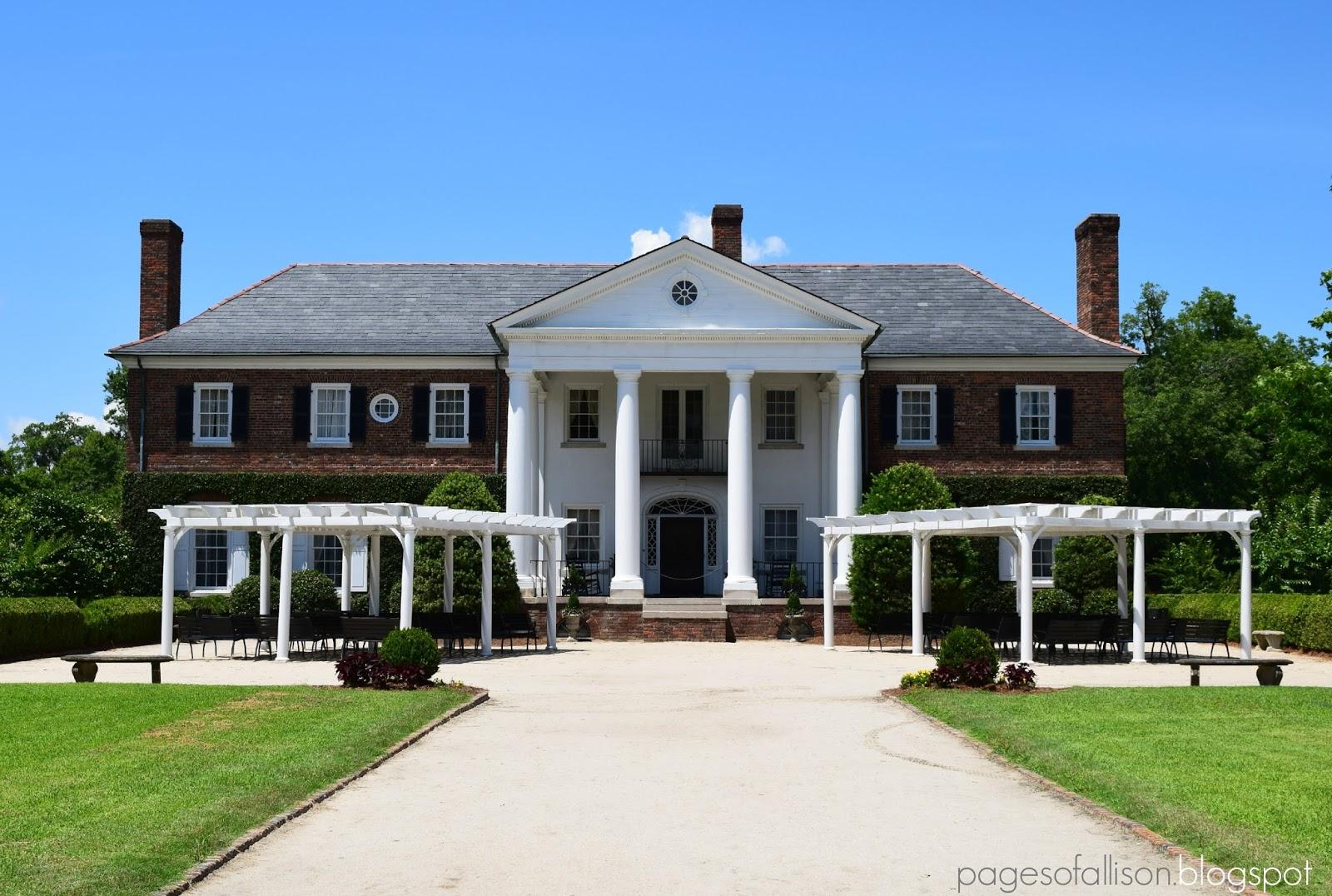 Pages of Allison: Boone Hall Plantation, South Carolina