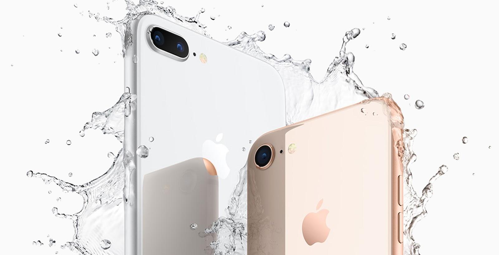 Iphone X dan Iphone 8 Perbarui Nirkabel Pengisian Daya