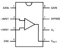 LM386 Eletronica em casa
