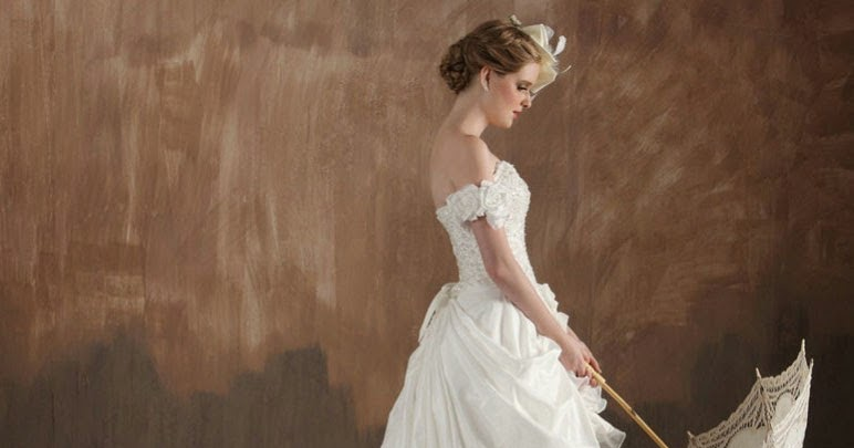 Old Fashioned Wedding Dresses Concept Ideas