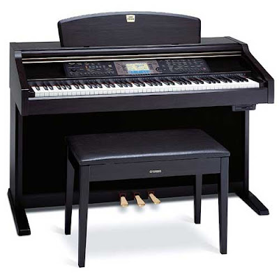 Đàn piano điện Yamaha CVP-205 Cũ Giá Rẻ