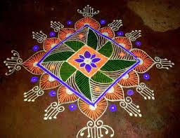 Rangoli Designs For Diwali Free Hand