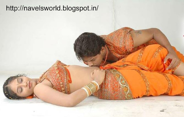 Hot navel play w 2 sexy girls
