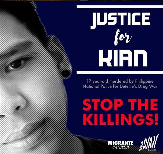 Ilang Pinoy celebreties KINONDENA narin ang EJK at ang Pangulong Duterte