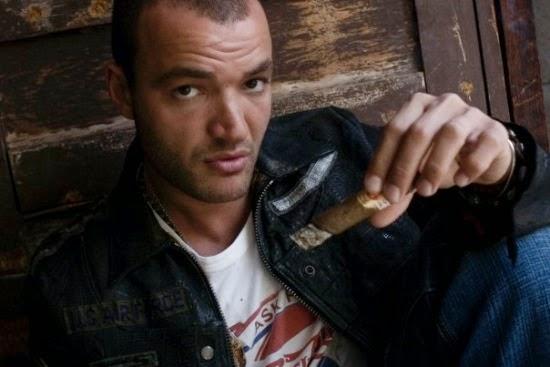 DAMN Good Coffee...and HOT!: ARROW Casts Nick Tarabay as ...
