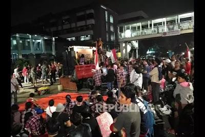 Kapolres: Pendukung Ahok Salah Sasaran Demo di Pengadilan Tinggi DKI
