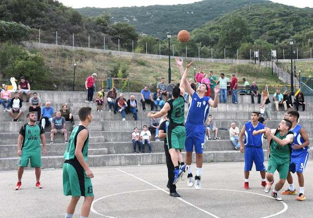 15ο Τουρνουά Μπάσκετ Δήμου Γορτυνίας