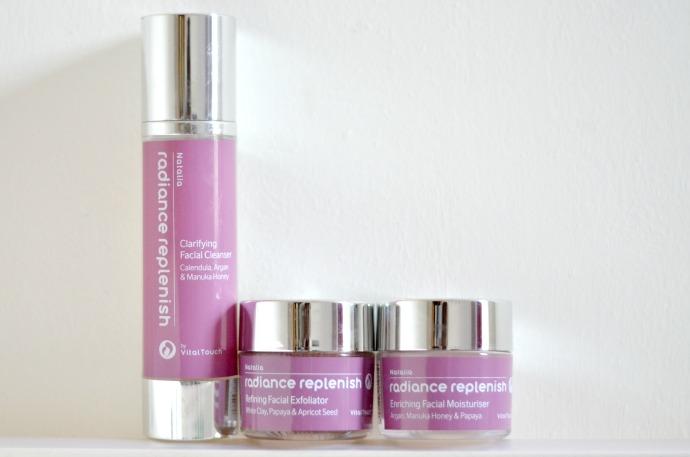 pregnancy skincare, vital touch, radiance replenish