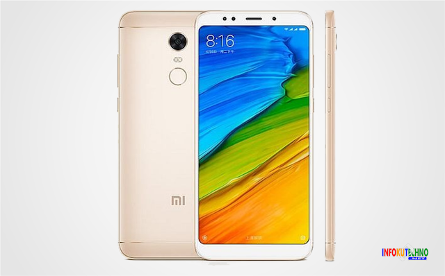 Xiaomi Redmi 5 Plus Full Spesifikasi dan Harga Terbaru
