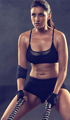 Parineeti Chopra Fitness Images Picture Biography