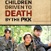 CHILDREN DRIVEN TO DEATH BY THE PKK