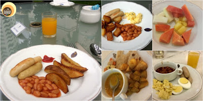 Taman Sari, Hotel Istana, Breakfast Buffet Food Photos