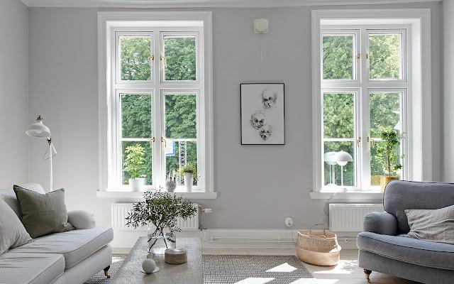 Czy skandynawskie okna zawsze są puste? - CZYTAJ DALEJ