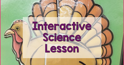 Create & Use An Interactive Poster For Science Lessons