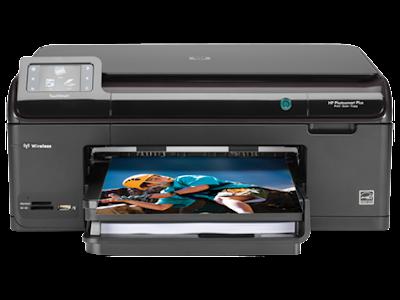 HP Photosmart Plus B209a Printer Driver Download