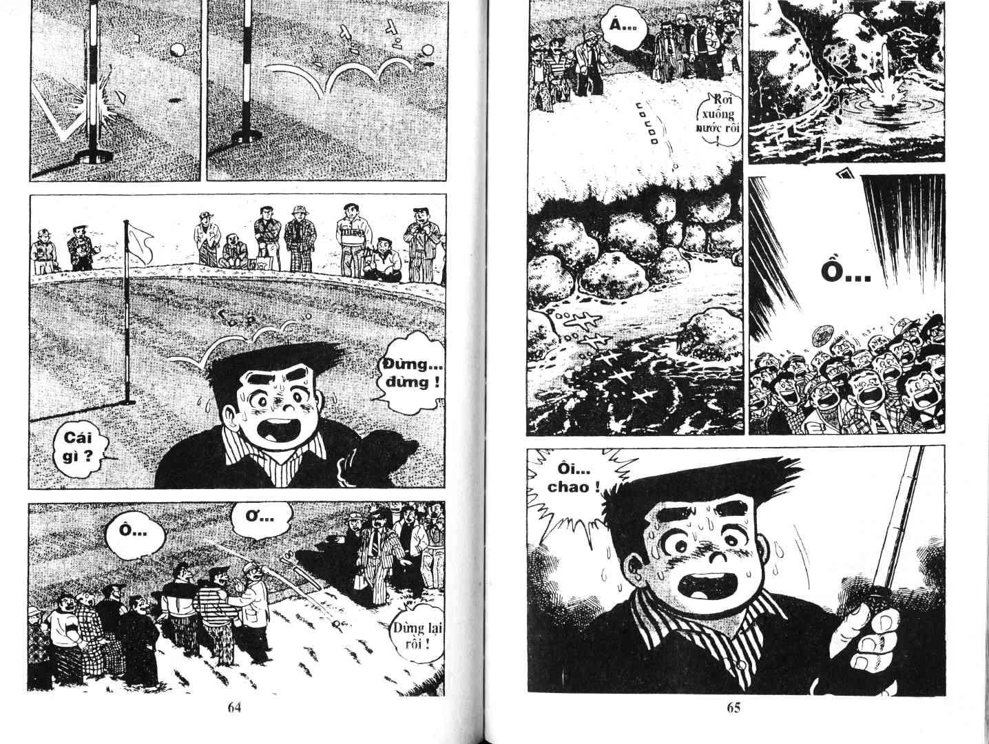 Ashita Tenki ni Naare chapter 51 trang 31