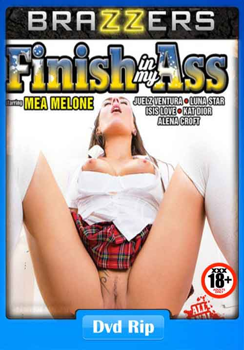 [18+] Finish In My Ass 2017 DVDRip 230MB x265 XxX Movies Poster