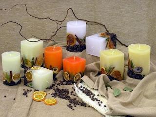 الربح من مشروع صناعة الشموع  Candles industry