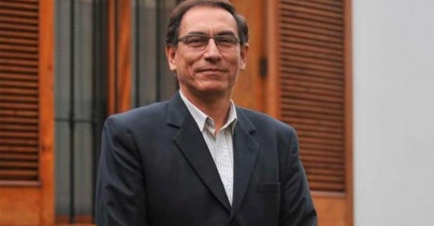 En 10 días se conocería los nuevos ministros de estado, informó el vicepresidente de la República, Martín Vizcarra