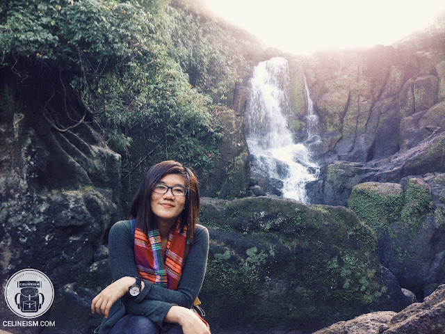 hidden falls in laguna