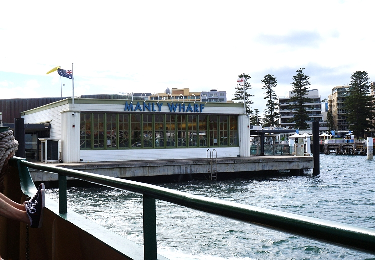 Manly Wharf, Sydney, Australia, Euriental
