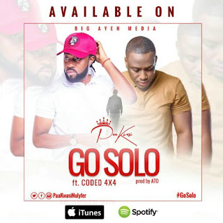 Paa Kwasi Ft Coded (4×4) – Go Solo