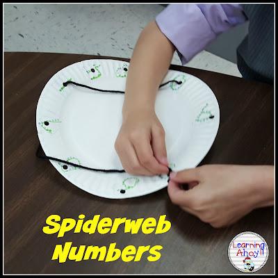 number practice, fine motor, preschool