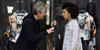 Doctor Who - Episode 10.05 - Oxygen - Review