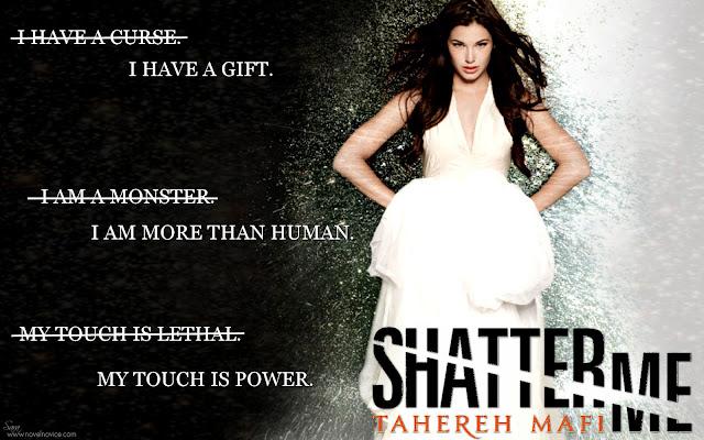 """News: Booktrailer do livro """"Estilhaça-me"""" (Shatter Me, #1) da autora Tahereh Mafi. 15"""