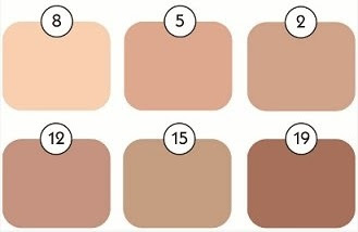 tattoo camo swatches