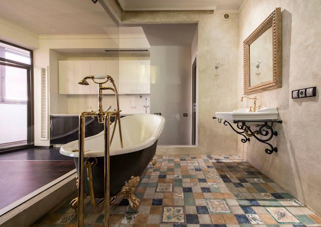 проекты коттеджей с гардеробными и ванными