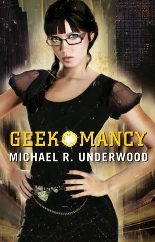 http://www.goodreads.com/book/show/13609386-geekomancy