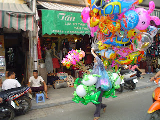 Shopping in Hanoi, Vietnam