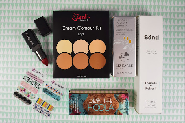 April 2016 Beauty Favourites