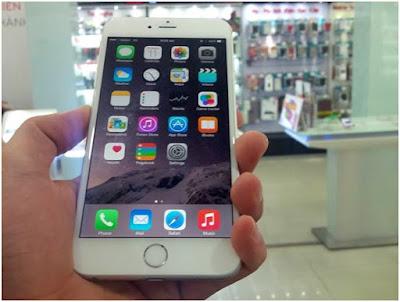 Cách chọn mua iphone 6s lock tránh bị luộc đồ